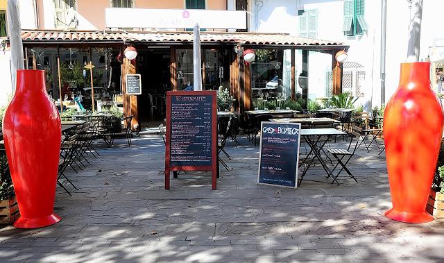 Piazza Garibaldi Dolceacqua