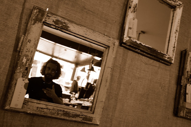 Fabrizio a specchio