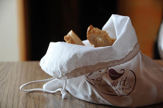 Sacchetto pane Triora