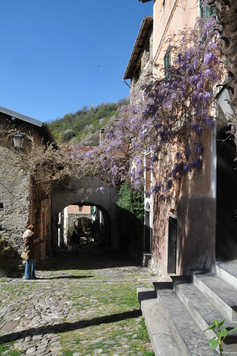 Mulattiera Molini Triora
