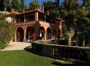 Villa della Pergola